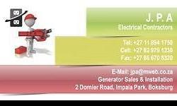 J.P.A Electrical Contractors Agents: Key Power,