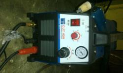 12 mm plasma cutter used 4 times.Very good condition.