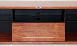 Brand new plasma stand CARISMA (Rosewood