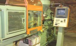 Plastic injection moulding capacity available for 85