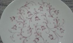 Several wall plates from Wedgewood to Noritake and