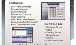 Platinum Retail Point of Sale Software is a great asset