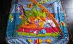 *Tiny love play mat R150 in good clean condition