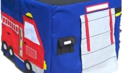 Perfect Christmas Gift for children - a fire station