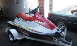 POLARIS SL900 JET SKI AUTOMATIC VERY CLEAN AND HARDLY