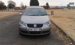 2008 Polo TDI 1.9 5DR, Silver Colour, Sunroof, Full