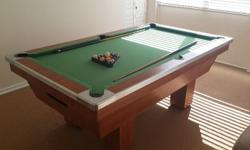 Pool table for sale or for swop for Samsung Gear 1