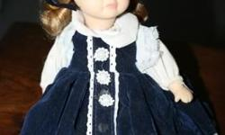 Beautiful collectable doll for sale in excellent