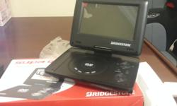 Plays Dvd's, USB and SD cards Support divx, xvid, jpeg,