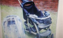 I have a pram,car seat and base , we also have a wooden