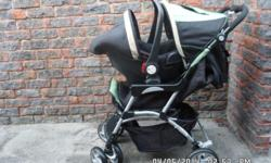 Pram and Car Seat Combo for Sale! Purchased June 2013