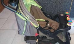 Our boy has out grow his pram :(  It's in very good