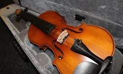 Prestige violin, Brand New, come with a case with bow