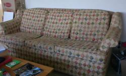 3 Seater couch - could easily seat 4 people 2 Seater