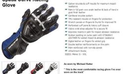 Pro series racing gloves by Spada UK! Top quality gear