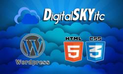 Welcome to Digitalskyitc INNOVATIVE AND CREATIVE WEB