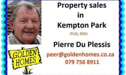 Property consultant for the Kempton Park area. Access