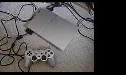 I have a Limited edition PS2 slimline silver on offer.