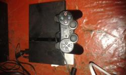 I had this black PS2 slimline  for 5 years, the PS2