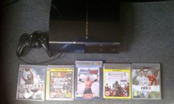 I AM SELLING MY PS3 FOR A BARGAIN PRICE - ITS IN AN