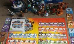 Portal 5 Giants 15 Skylanders All for R800 (sold as set