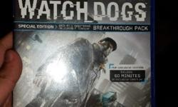 Watchdogs ps4 for swap/trade