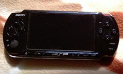 i have a psp 3000 slimline. black in colour. good