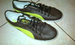 BRAND NEW PUMA BENECIO LEATHER SNEAKER UK 12