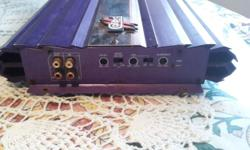 I have 2 purple amplifiers, that I no longer need. They