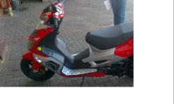 Fabrikaat: Ander Model: Puzey Storm 150cc Mylafstand: