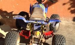 Quad 200cc two stroke, Quad stripped needs to be