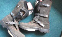 Beskrywing Size 11/45 ATV RACING SHOES Hardly Used.