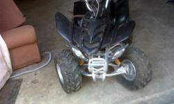 Quad bike for sale, in good condition