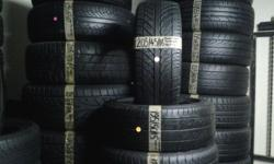 Try us for all your tyre requirements. We built a