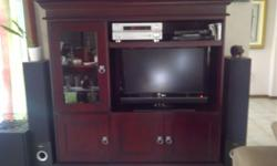 Soort: Living Room Soort: Wall Unit Excellent condition