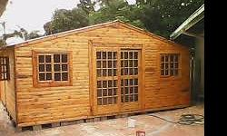 Quality Wendy Houses and Log Cabins also Plumbing and