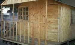 Good quality Wendy houses done at affordable rates. All