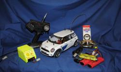 Beskrywing Ready to Race radio controlled mini. New