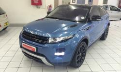 2013 RANGE ROVER EVOQUE 2.2 SD4 DYNAMIC COUPE 32000KM