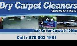 Rain or Shine. No soggy carpets! From as little as