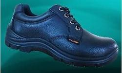 Rappa safety Shoes   DESCRIPTION: Full Leather Shoe,