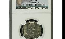 Graded Mandela coins for sale below: COIN GRADING