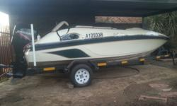 Raven Built 18.1 foot 2008 Model Immaculate