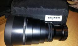 Raynox HDP-9000EX High Definition Telephoto conversion