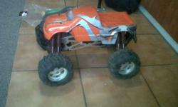 Beskrywing Hey I have a RC Nitro HPI Savage 25 for Sale