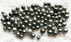 got a variety of black seawater pearls for sale .it is