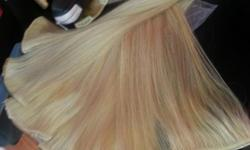 Selling Indian hair 45cm extentions for R1700 neg.....