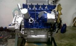 Hi   Fully RECONNED ENGINES, includes: Full steam wash,