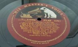 Glenn Miller - Vinyl Records Alton Glenn Miller (March
