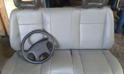 Progress Upholstery We recover old car seats and